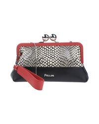 Pollini Black Handbag