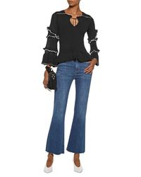 Pullover 10 Crosby Derek Lam en coloris Black