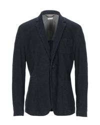 Paolo Pecora Blue Blazer for men