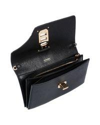 Borse a tracolla di Versace in Black