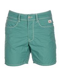 Short de bain Roy Rogers pour homme en coloris Green