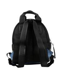 Miu Miu Blue Backpacks & Bum Bags
