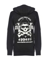 Bad Spirit Black Sweatshirt for men
