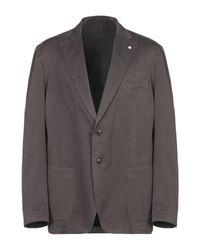 Veste L.b.m. 1911 pour homme en coloris Gray