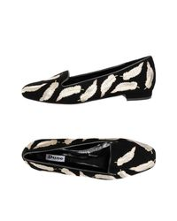 Dune Black Loafer