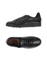 Primabase Black Low-tops & Sneakers for men