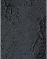 Jupe au genou Philipp Plein en coloris Black