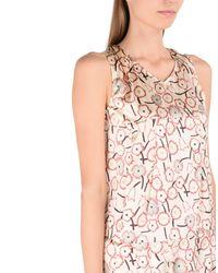 Marni White Short Dress