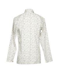 Oliver Spencer White Shirt for men