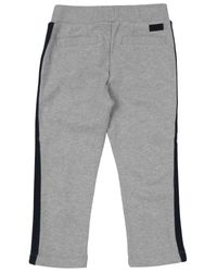 Paolo Pecora Gray Casual Trouser for men