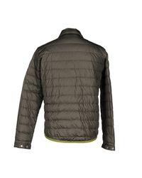 Stell Bayrem Green Down Jacket for men