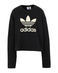 Felpa di Adidas Originals in Black