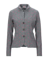 Sun 68 Gray Suit Jacket