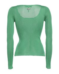 Pullover MSGM en coloris Green