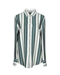 Jil Sander Green Shirt