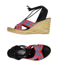 Marc Jacobs Red Espadrilles