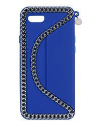 Stella McCartney Blue Covers & Cases