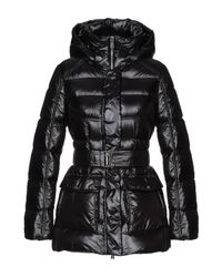 Add Black Down Jacket