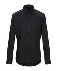 Camisa SELECTED de hombre de color Black