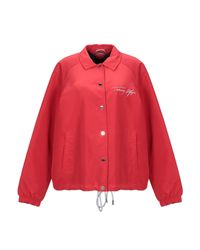 Giubbotto di Tommy Hilfiger in Red