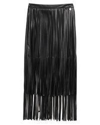 Mini-jupe Souvenir Clubbing en coloris Black