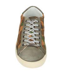 Leather Crown Low Sneakers & Tennisschuhe in Multicolor für Herren