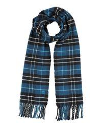 Écharpe Timberland pour homme en coloris Blue