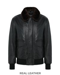 8 by YOOX Black Jacket for men