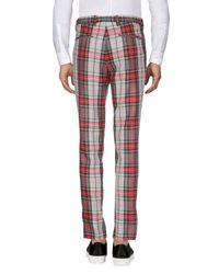 Dries Van Noten Gray Casual Trouser for men