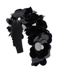 Accessoire pour cheveux Prada en coloris Black