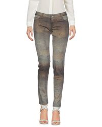 Guess Gray Casual Trouser