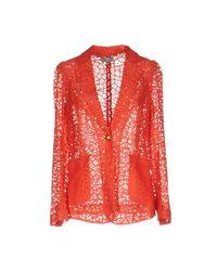 INTROPIA Pink Blazer