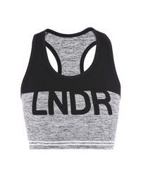 LNDR Gray Top