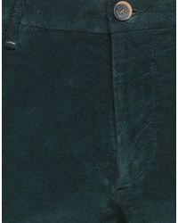 Re-hash Green Casual Trouser for men
