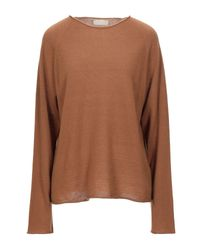 Pullover di Momoní in Brown