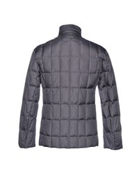Armani Gray Down Jacket for men