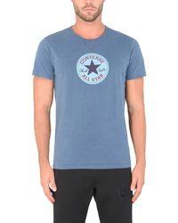 Converse Blue T-shirt for men