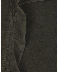 Suoli Green 3/4 Length Skirt