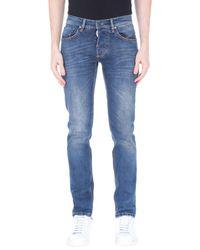 Pantalones vaqueros Antony Morato de hombre de color Blue