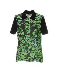 ESCADA Green Shirt