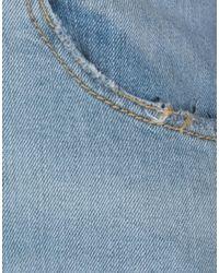 Pantalones vaqueros Berna de hombre de color Blue