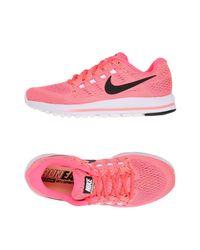 Nike Pink Low-tops & Sneakers