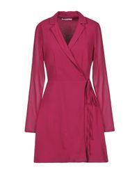 Robe courte Glamorous en coloris Purple