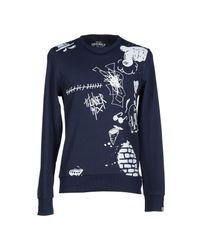 Originals By Jack & Jones - Blue Sweatshirts for Men - Lyst