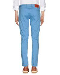 Pantalone di PT Torino in Blue da Uomo