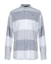 Tommy Hilfiger Gray Shirt for men