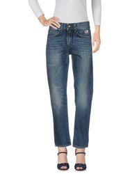 Roy Rogers Blue Denim Trousers