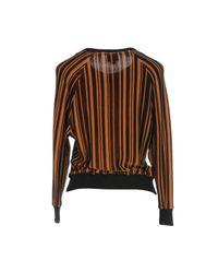 Just Cavalli Brown Sweatshirt