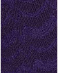 Missoni Purple Costume
