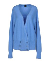 Pinko Blue Strickjacke